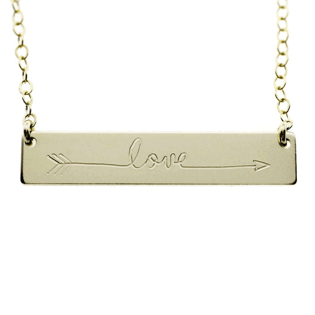 LOVE SHOT NECKLACE