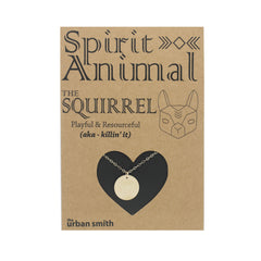 SPIRIT ANIMAL SQUIRREL