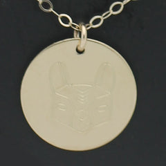 Wholesale - Spirit Animal Necklace - The Squirrel