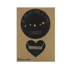 WE ARE ALL MADE OF STARS CANCER