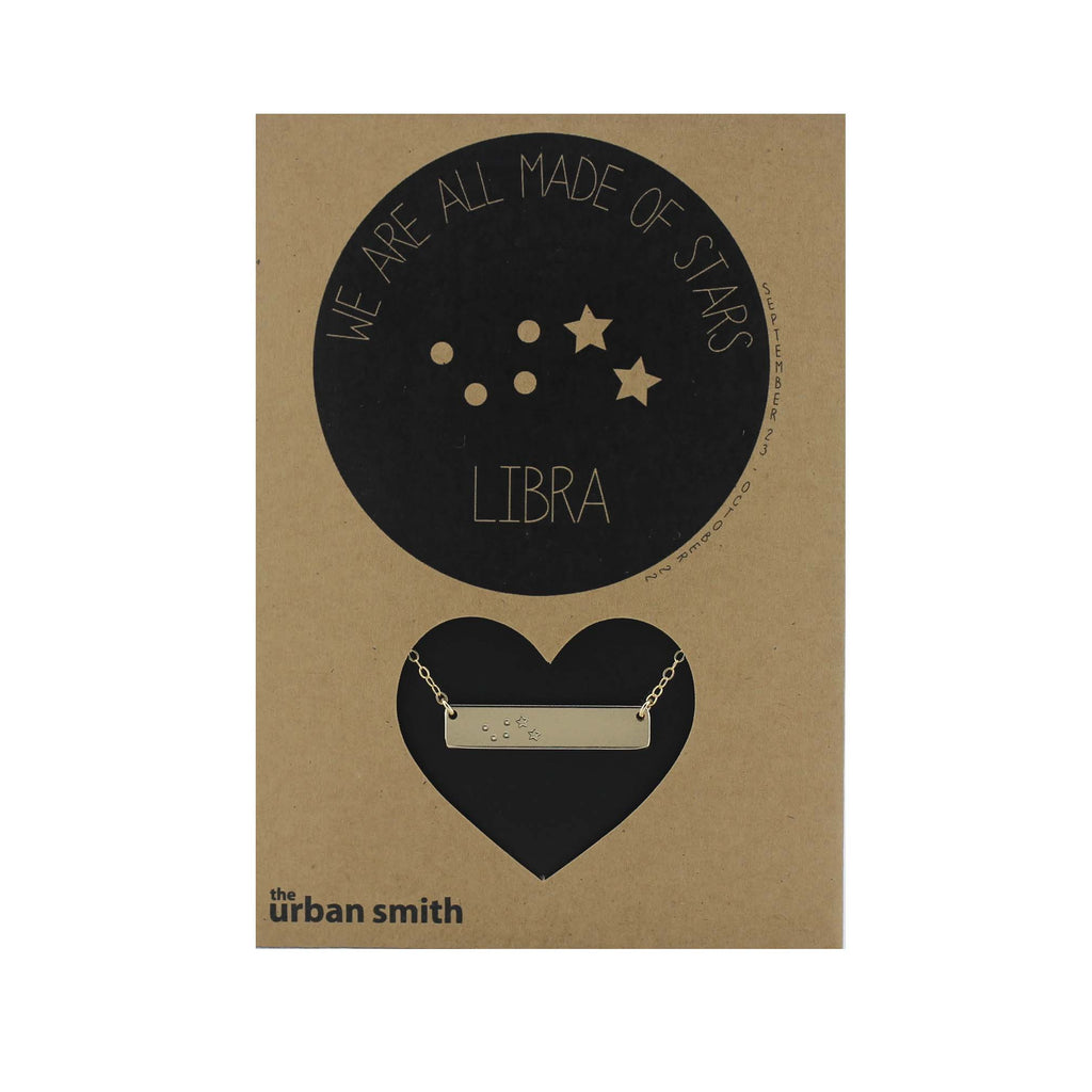 WE ARE ALL MADE OF STARS LIBRA
