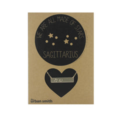 WE ARE ALL MADE OF STARS CONSTELLATION NECKLACE - SAGITTARIUS