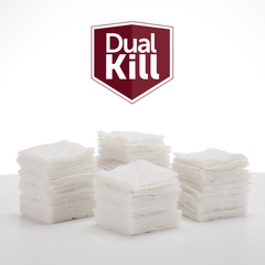 KILTRONX Dual Kill Bedbug Dryer Strips 50 Sheets