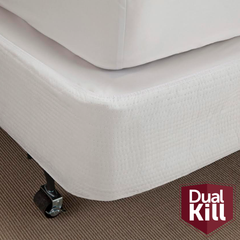 KILTRONX Dual Kill BEDBUG  Box Spring & Mattress Wraps