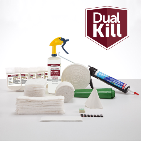 KILTRONX Dual Kill Bedbug Single Room Kit