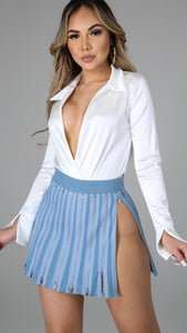Zip Me Up Skirt