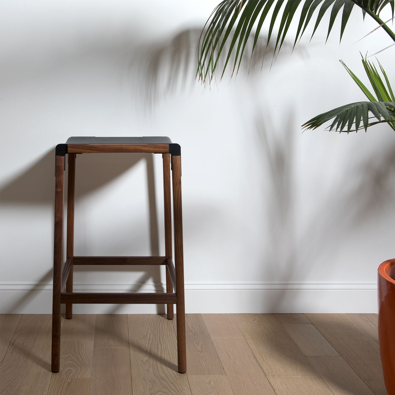 Bartlett Backless Bar Stool