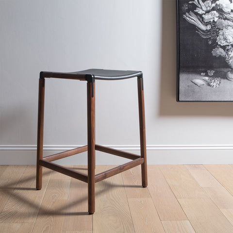 De Haro Backless Counter Stool