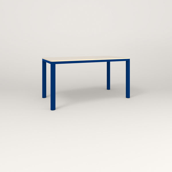 Solid Ash Radius Table Counter Height
