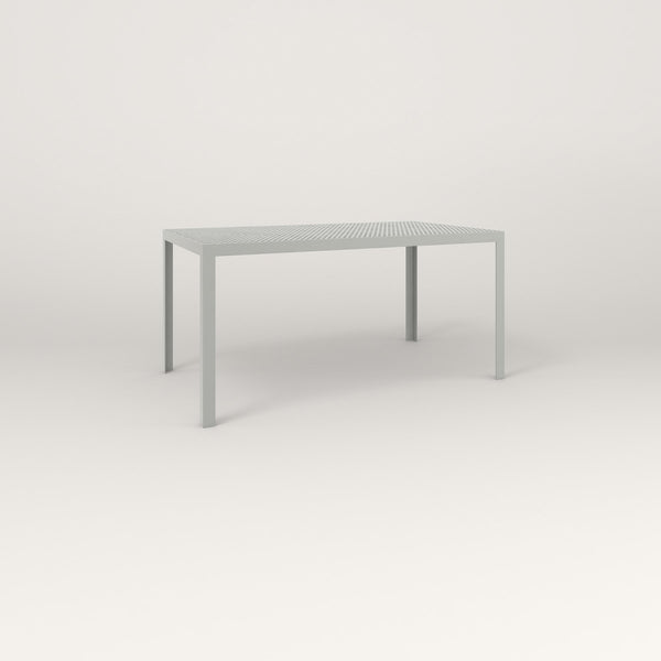 Perforated Signature Table Bar Height