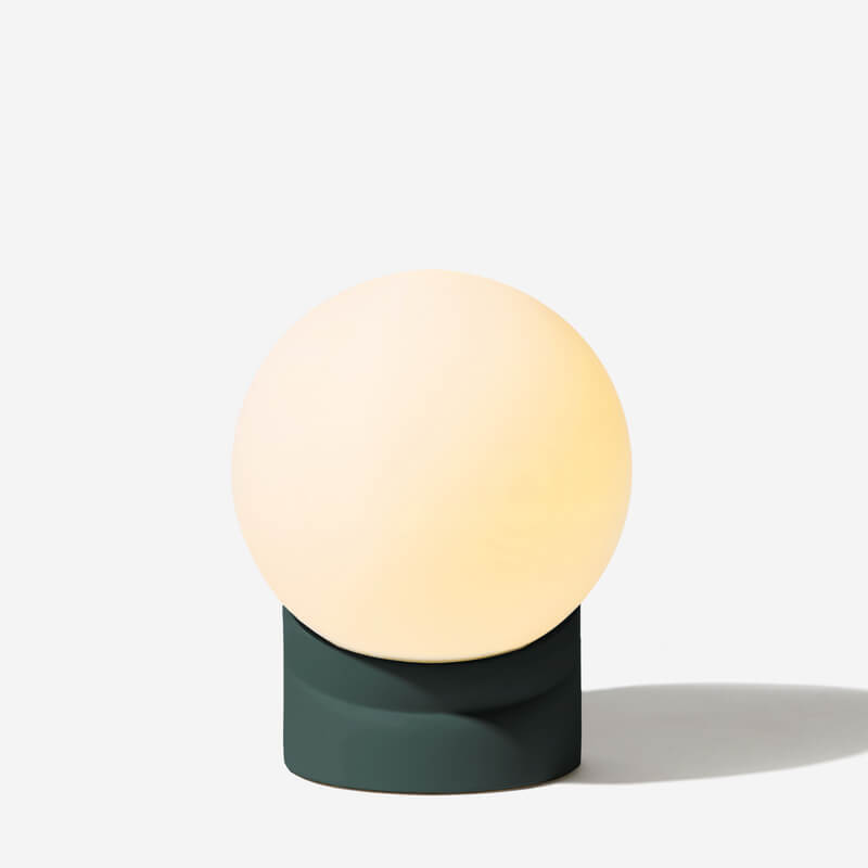 Weight Table Light by Sam Gwilt