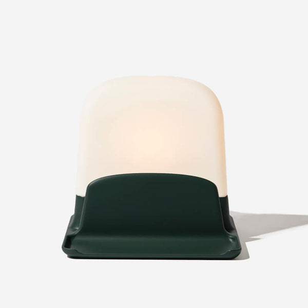 "Isla Table Light by Alvaro Uribe, 8.25"" tall"