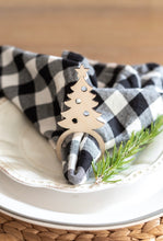 Load image into Gallery viewer, Napkin Rings (Christmas)