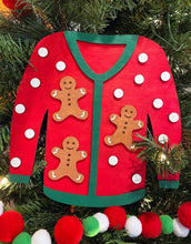 Load image into Gallery viewer, DIY KIT - Christmas Cardigan
