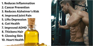 Fish Oil The Essential Supplement for Fitness And Life