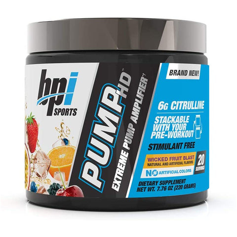 Bpi Sports PUMP-HD 20 Servings