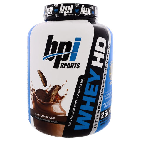 BPI Sports Whey-HD 50 Serves