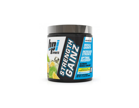 BPI SPORTS STRENGTH GAINZ 20 SERVES