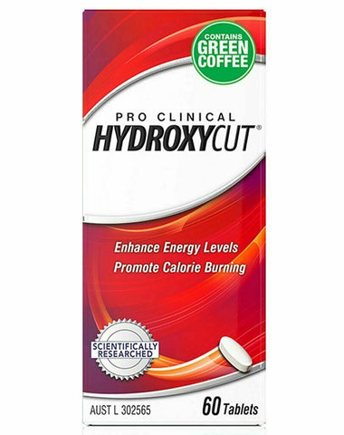 HYDROXYCUT PRO CLINICAL 60 TABLETS