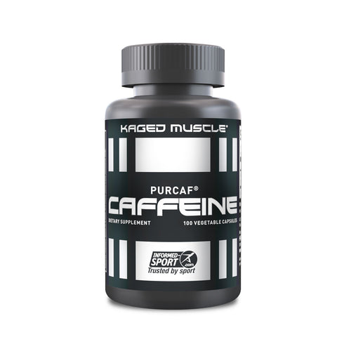 Kaged Muscle Caffeine 100 Capsules