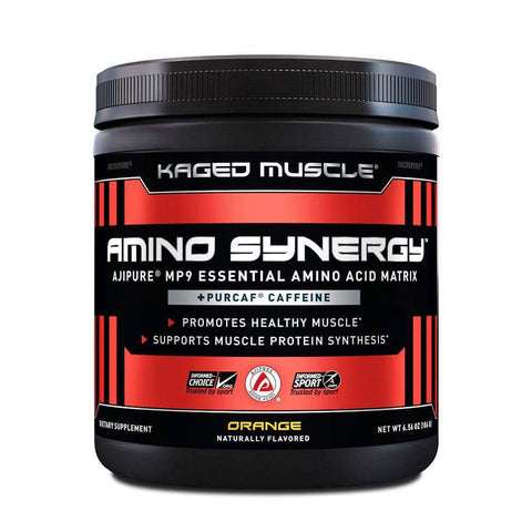 KAGED MUSCLE AMINO SYNERGY + CAFFEINE 30 SERVES