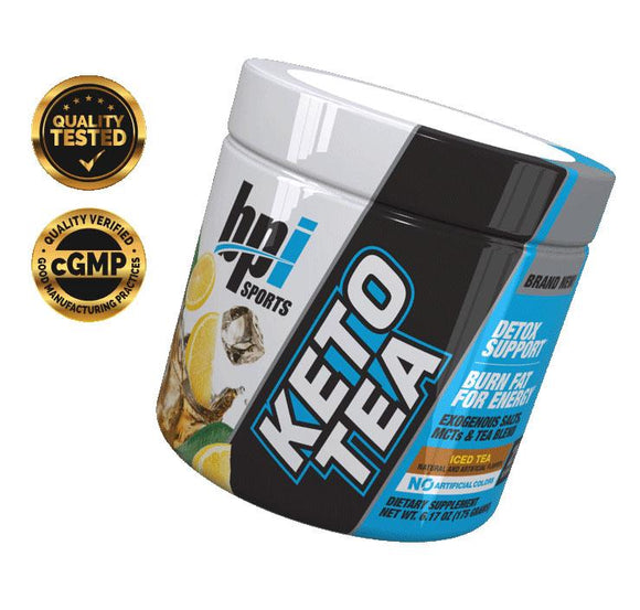 BPI Sports | Keto Tea | 25 Servings