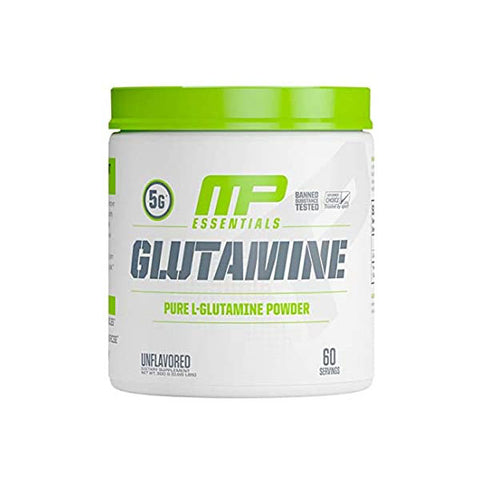 MUSCLEPHARM ESSENTIALS GLUTAMINE PURE L-GLUTAMINE POWDER