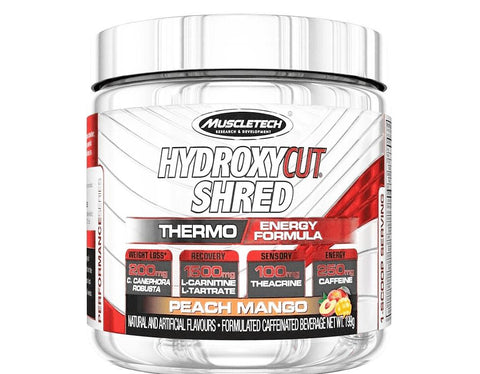 MuscleTech HydroxyCut Shred 30 Serves