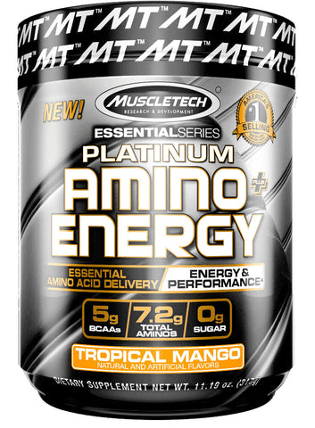 MuscleTech Platinum Amino Energy 30 Serves