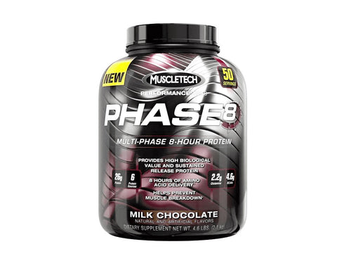 MuscleTech Phase 8 Protein 50 Servings
