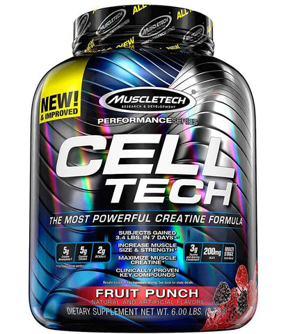 MuscleTech Cell Tech 56 Servings