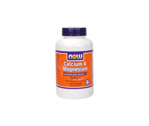 Now Foods, Calcium & Magnesium, with Vitamin D-3 and Zinc Expired 04/2017
