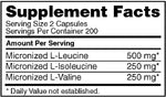 Optimum Nutrition BCAA 1000 CAPS 400 CAPSULES
