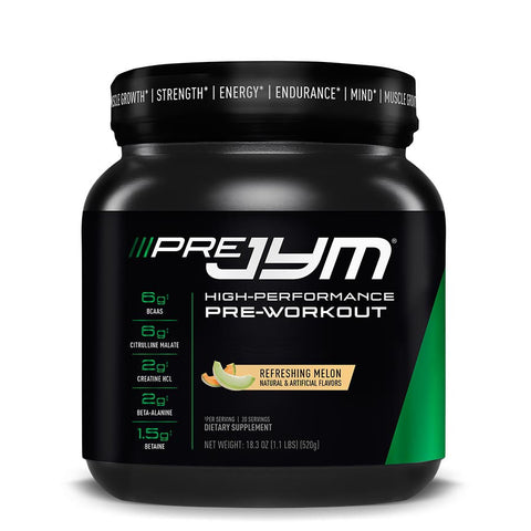 Jym Supplement Science Pre JYM 20 Serve