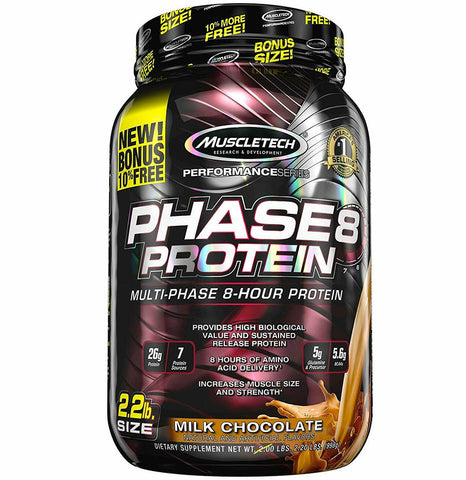 MuscleTech Phase8 Protein 22 Servings
