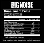 RedCon1 Big Noise Pump 30 Servings