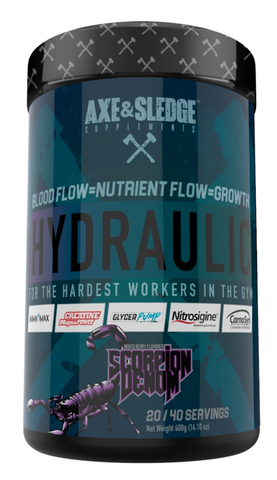 HYDRAULIC BY AXE & SLEDGE SUPPLEMENTS