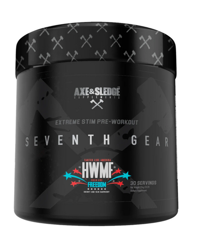 SEVENTH GEAR BY AXE & SLEDGE SUPPLEMENTS