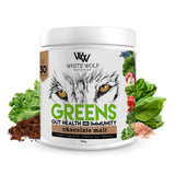 WHITE WOLF NUTRITION GREENS AND IMMUNITY 30 SERVES