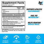 BPI Sports CLA + Carnitine 50 Serves