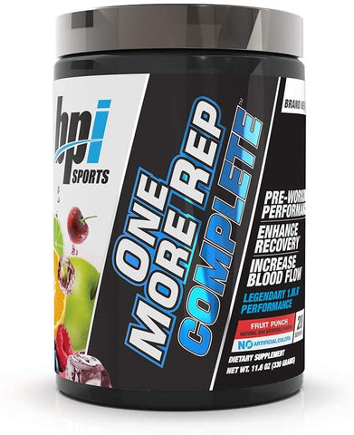 BPI Sports One More Rep Complete 20 Serves