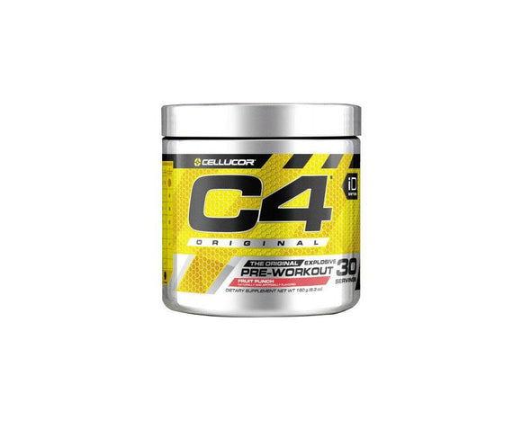 Cellucor C4 Original 30 Serve Pre-Workout Grunt Nutrition Torquay