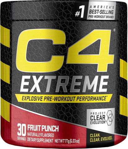 Cellucor C4 Extreme 30 Serves