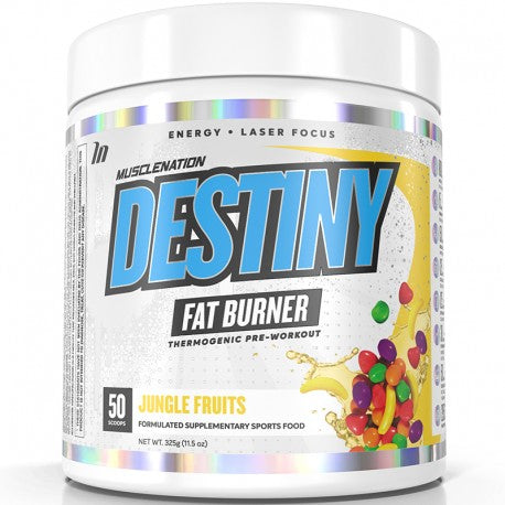 Muscle Nation DESTINY FAT BURNER