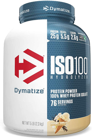 Dymatize ISO100 Hydrolyzed 100% Whey Protein Isolate 2.3kg
