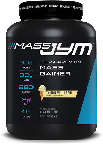 Jym Supplement Science Mass JYM Mass Gainer Protein Powder 2.2kg
