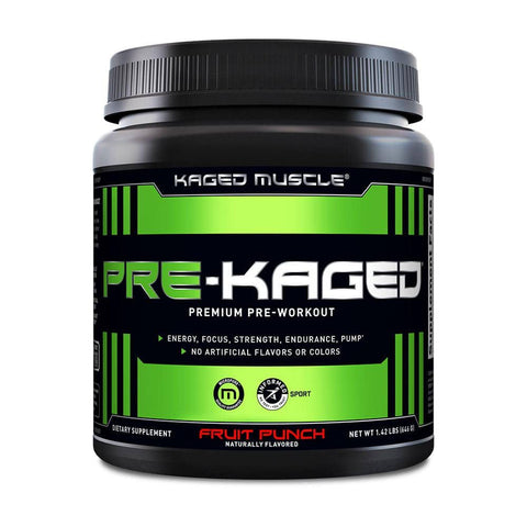 Kaged Muscle PRE-KAGED 20 Serves