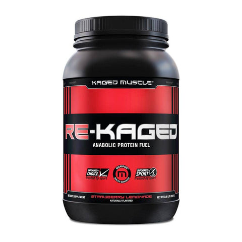Kaged Muscle Re-Kaged  20 Serves Whey Protein Isolate Powder