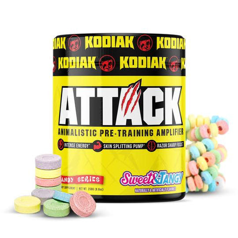 Kodiak Attack 25 Serves