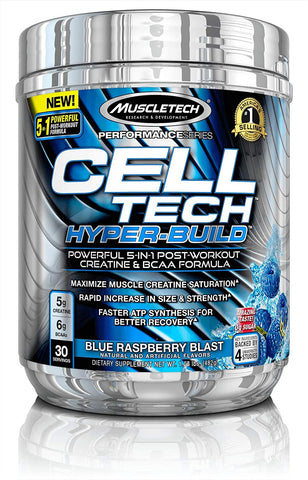 MuscleTech Cell Tech Hyper-Build 30 Servings